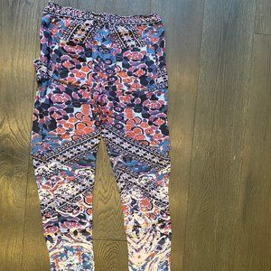 Free People Pants & Jumpsuits - Floral/Multiprint Pants